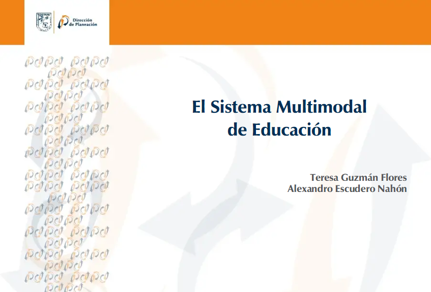 El Sistema Multimodal de Educación. Cuadernos de Planeación No. 2