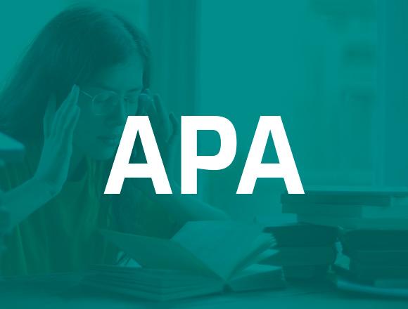 Curso gratuito de APA
